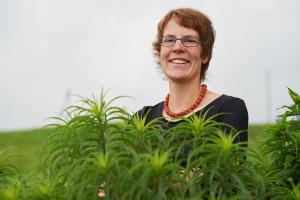 Maria Jakober ist seit Januar 2016 Geschäftsführerin von BirdLife Luzern.